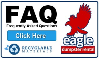 Eagle Dumpster Rental - Philadelphia Pennsylvania - Same Day Delivery!