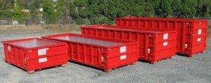 Dumpster Sizes