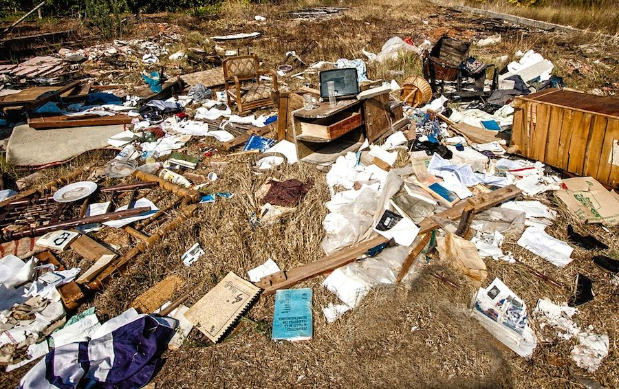 Waste Management Trash