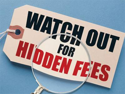 Watch Out For Hidden Dumpster Fees