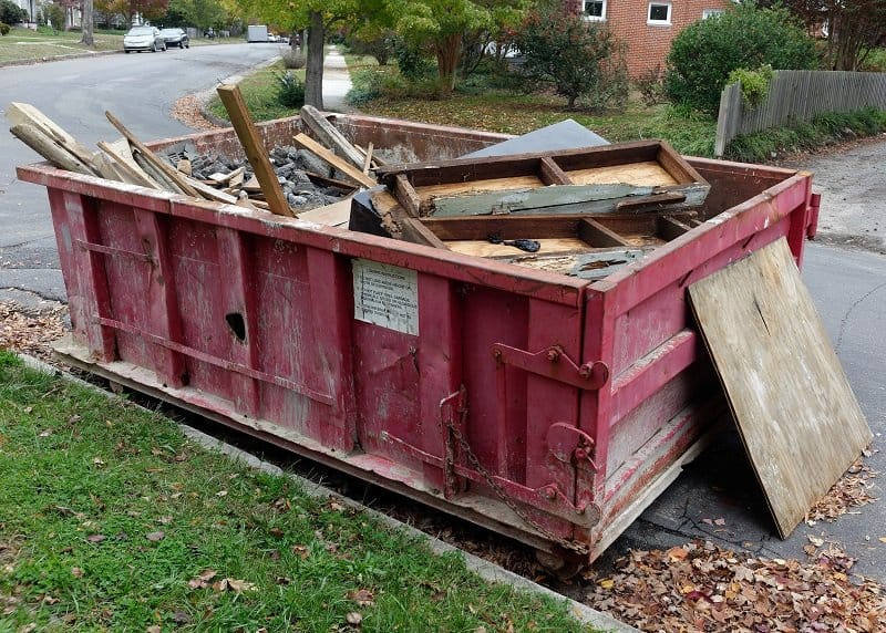 Dumpster Rental Bedminster PA