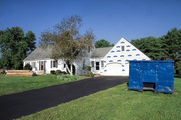 Dumpster Rental Laureldale PA