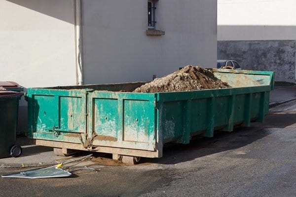 Dumpster Rental Rushland PA
