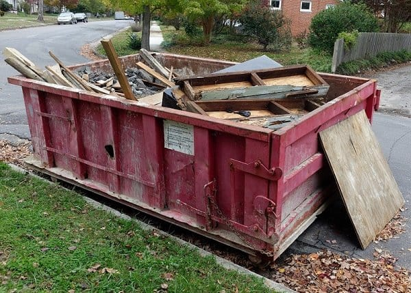 Dumpster Rental Newburg Homes PA