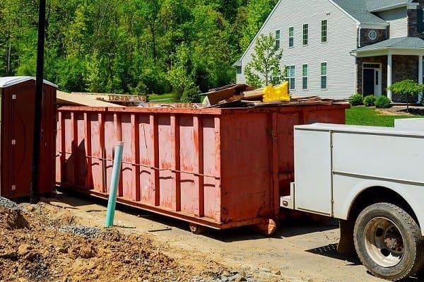 Dumpster Rental Northwood Heights PA