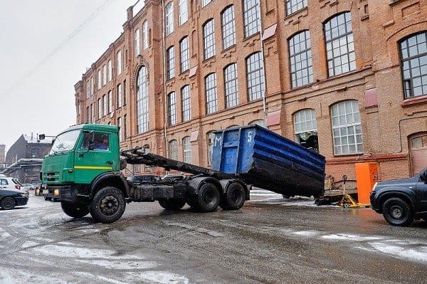Dumpster Rental Ormrod PA