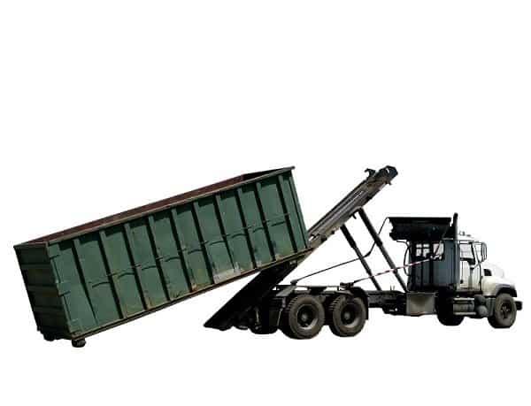 Dumpster Rental Powder Valley PA