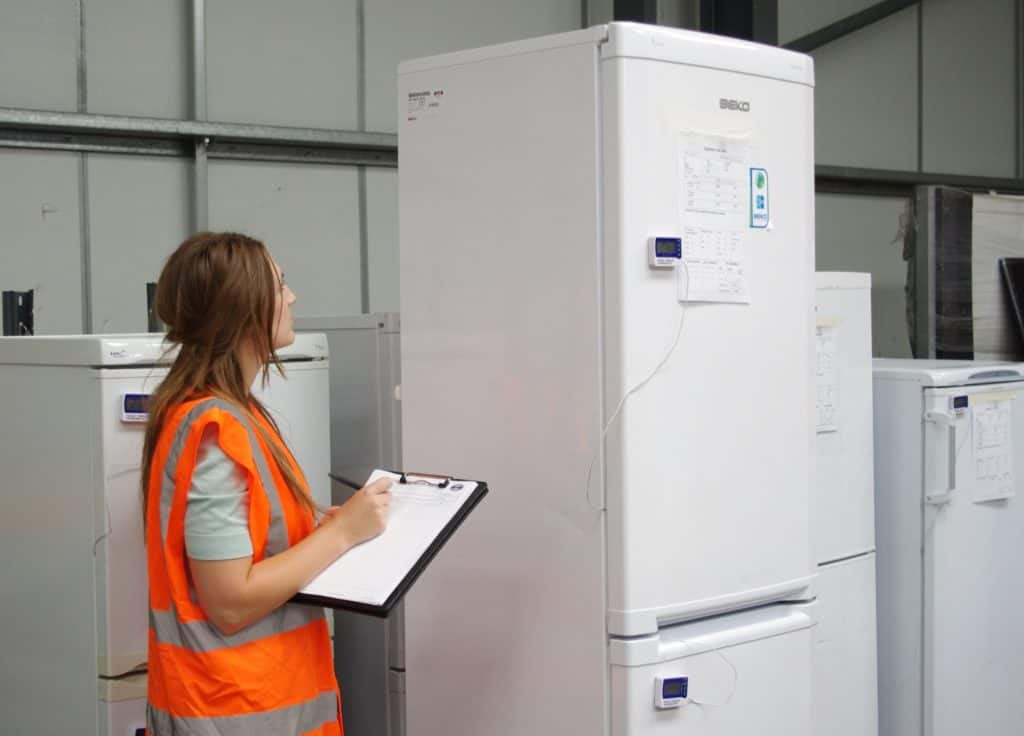 Safe Disposal of Refrigerated Household Appliances