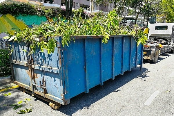 Dumpster Rental Blooming Grove PA