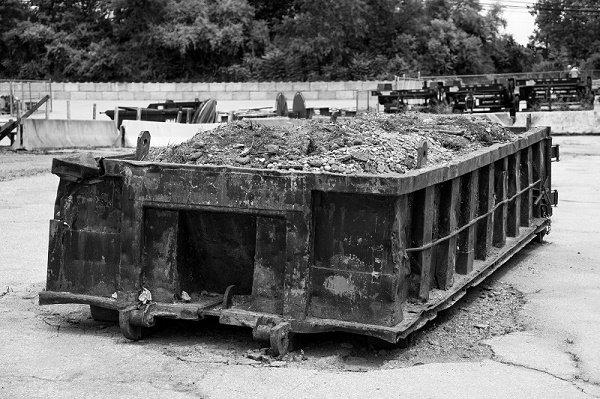 Dumpster Rental Railroad PA