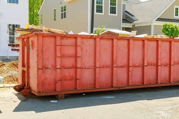 Dumpster Rental Warrington Township PA