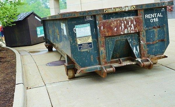 Dumpster Rental Bishopville MD