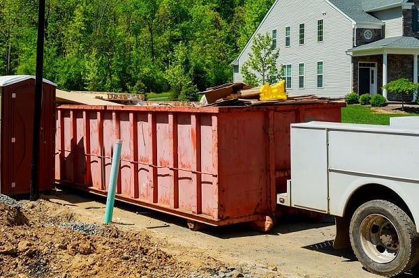 Dumpster Rental Montgomery County MD